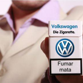 Philip Morris lanzará os cigarrillosVolkswagen
