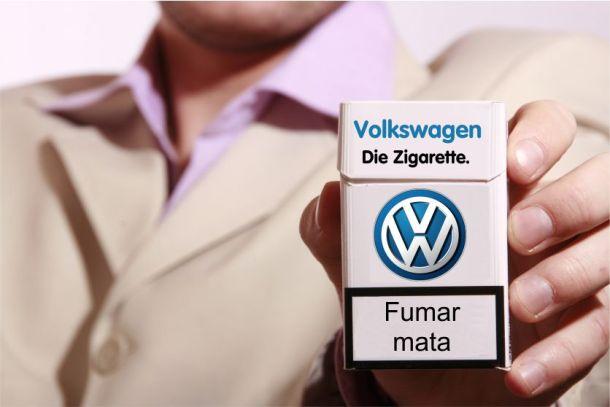 Cigarrillos Volkswagen