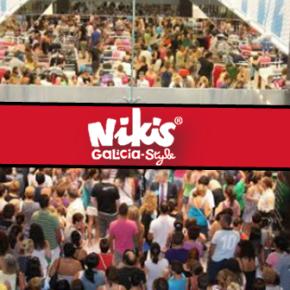A nova tenda de NikisGalicia colapsaAguiño