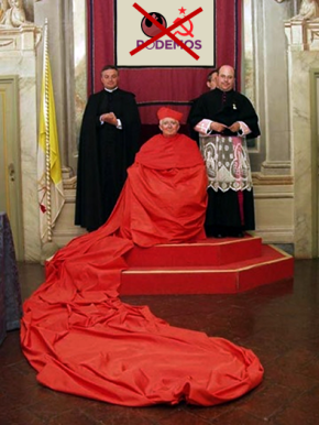 O arcebispo de Valencia dirixirá unha cruzada contra os rebeldes de StarWars.