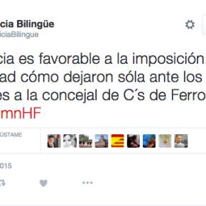 GaliciaBilingüe denuncia ao PP por impoñer ogalego