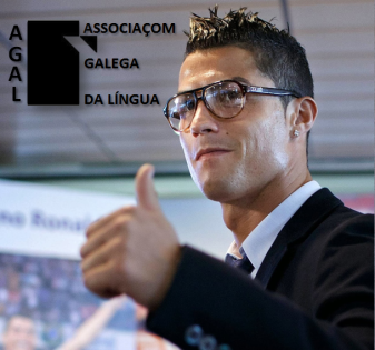 Cristiano Ronaldo e AGAL vinculados na defensa do reitegracionismo.