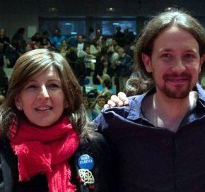 Yolanda Díaz marchará a Podemos despois daseleccións