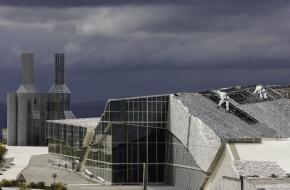 A Xunta substituirá as pedras da Cidade da Cultura poruralita