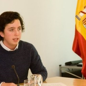 O pequeno Nicolás ficará á fronte da xestora do PP de Madrid trala marcha de EsperanzaAguirre