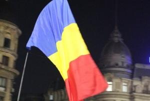 bandeira rumania