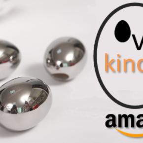 Amazon lanza o OvoKindle