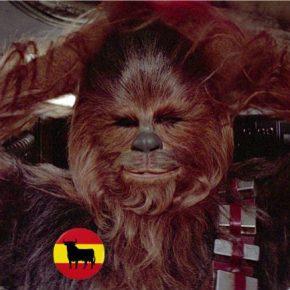 Galicia Bilingüe esixe que Chewbacca fale enespañol