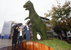 Dinoseto soa para o Ministerio deMedio Ambiente.