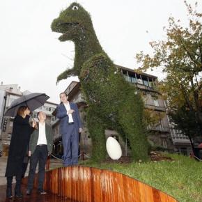 O Dinoseto ocupará a cabeza de lista de Pontevedra ao Congreso poloPSOE