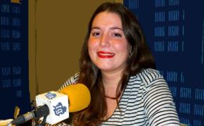 Ángela Rodríguez 'PAM' non se agrada a simesma