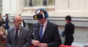 rajoy realidade virtual vr