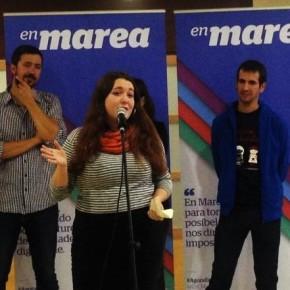 EnMarea decidirá en asemblea que canción esnaquizará nesta campañaelectoral