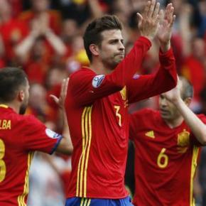 Catalunya pedirá unha comisión a España polos goles dos seus xogadores naEurocopa