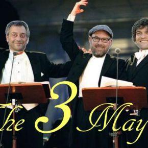 Os tres alcaldes gravarán un disco deópera