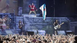 Iron Maiden Ana Kiro Resurrection Fest