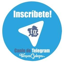 Inscríbete na canle de telegram