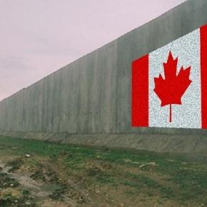 Canadá construirá un muro para evitar que os estadounidenses que fuxan de Trump poidan cruzarilegalmente