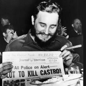 60 anos de ataques mediáticos acaban coa vida de FidelCastro