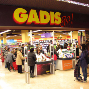 Gadis lanza o novo GadisGO, o supermercado ónde cada producto ven acompañado por unha frase ágalega