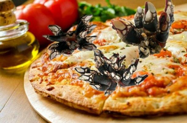 """""""Extra! Extra! Galipizza saca unha pizza afrodisìaca, a percepizza""""."""