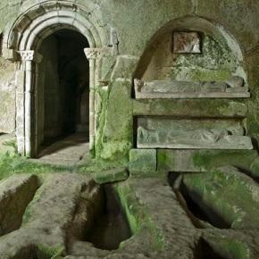 Atopan en Luintra unha necrópole do século XII de porteiros daDeputación