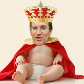 Nace Alberto II, futuro presidente daXunta