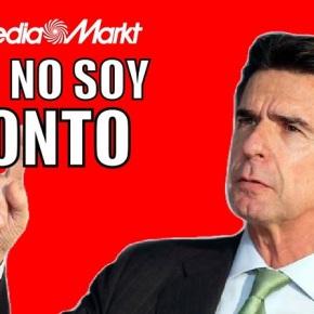 MediaMarkt ficha ao ex-ministro Soria para a súa próximacampaña