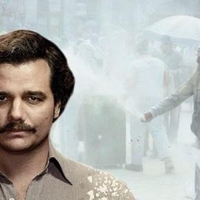 Netflix roda a terceira tempada de Narcos no domingofareleiro