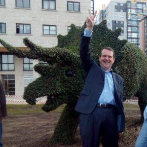 O novo Dinoseto será fabricado con céspede doBernabeu