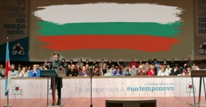 O embaixador de Bulgaria, avergoñado, vota en contra de Ana Pontón na asemblea doBNG