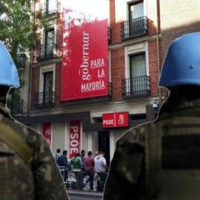As primarias do PSOE contarán con observadores internacionais e cascosazuis