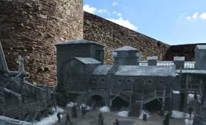 Descóbrese que a muralla de Lugo era para que os lucenses nonescaparan