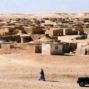 O Sáhara en alerta laranxa por unha vaga de vento deOurense