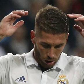 Sergio Ramos volve estrelar outra copa contra ochan