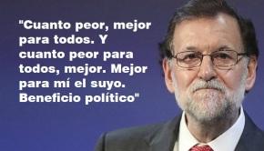 Un estudo explica porque os deputados do PP aplauden cando Rajoy diestupideces