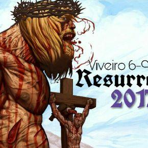 Milleiros de persoas festexan a volta de Cristo no ResurrectionFest