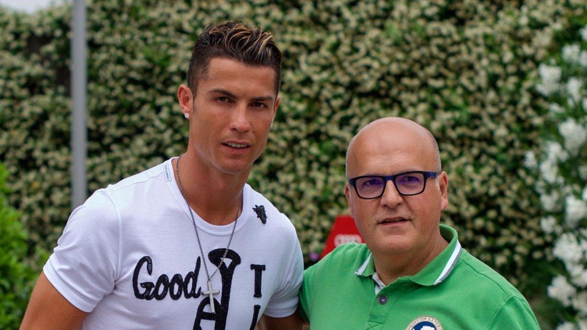 Baltar ficha a Cristiano Ronaldo como porteiro da Deputación de Ourense