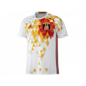 A segunda equipación da selección española podería levar a aguia franquista para contentar a todo omundo