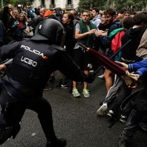 A policía supervisará que a xente vote ben enCatalunya