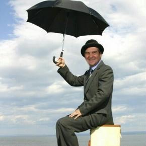Caballero manda chover