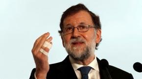A Rajoy rómpeselle aFalange