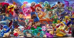 O novo Super Smash Bros incluirá militantes de Xeira eretrovisores