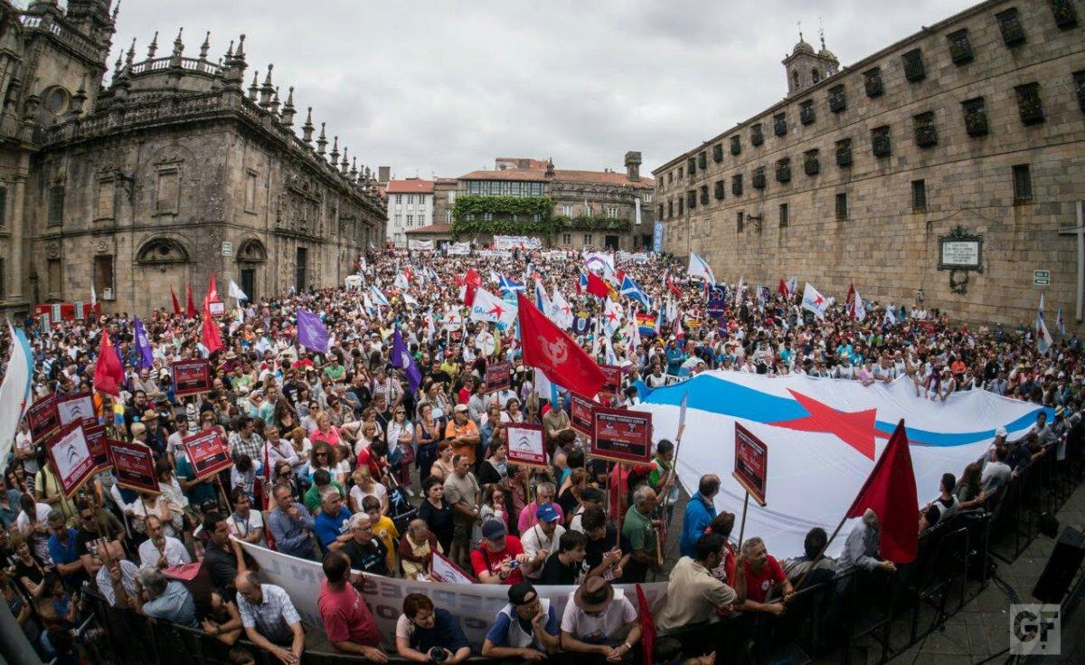 Supremacistas galaicos sairán á rúa para reivindicar a auténtica raza galega