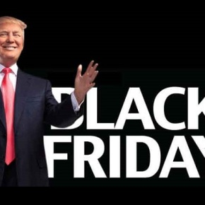 Donald Trump pide substituír o Black Friday polo White Saturday